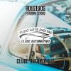 Adesivo Personalizado Clube Automotivo 100 Unidades