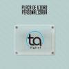 Placa Interna De Vidro Temperado 50X40Cm